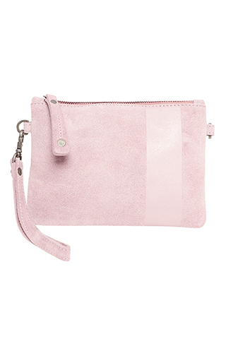 Bea Clutch Adobe Rose - I.N.K Collection