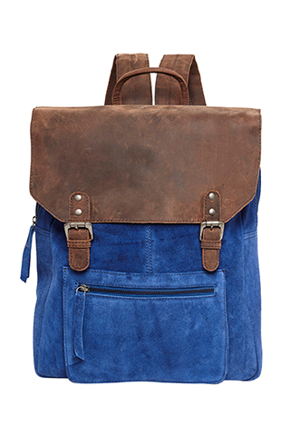 Luna Backpack Blue Quartz - I.N.K Collection