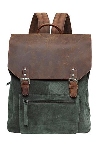 Luna Backpack Thyme - I.N.K Collection